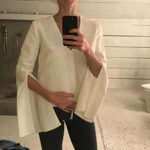 C/MEO Collective white blouse